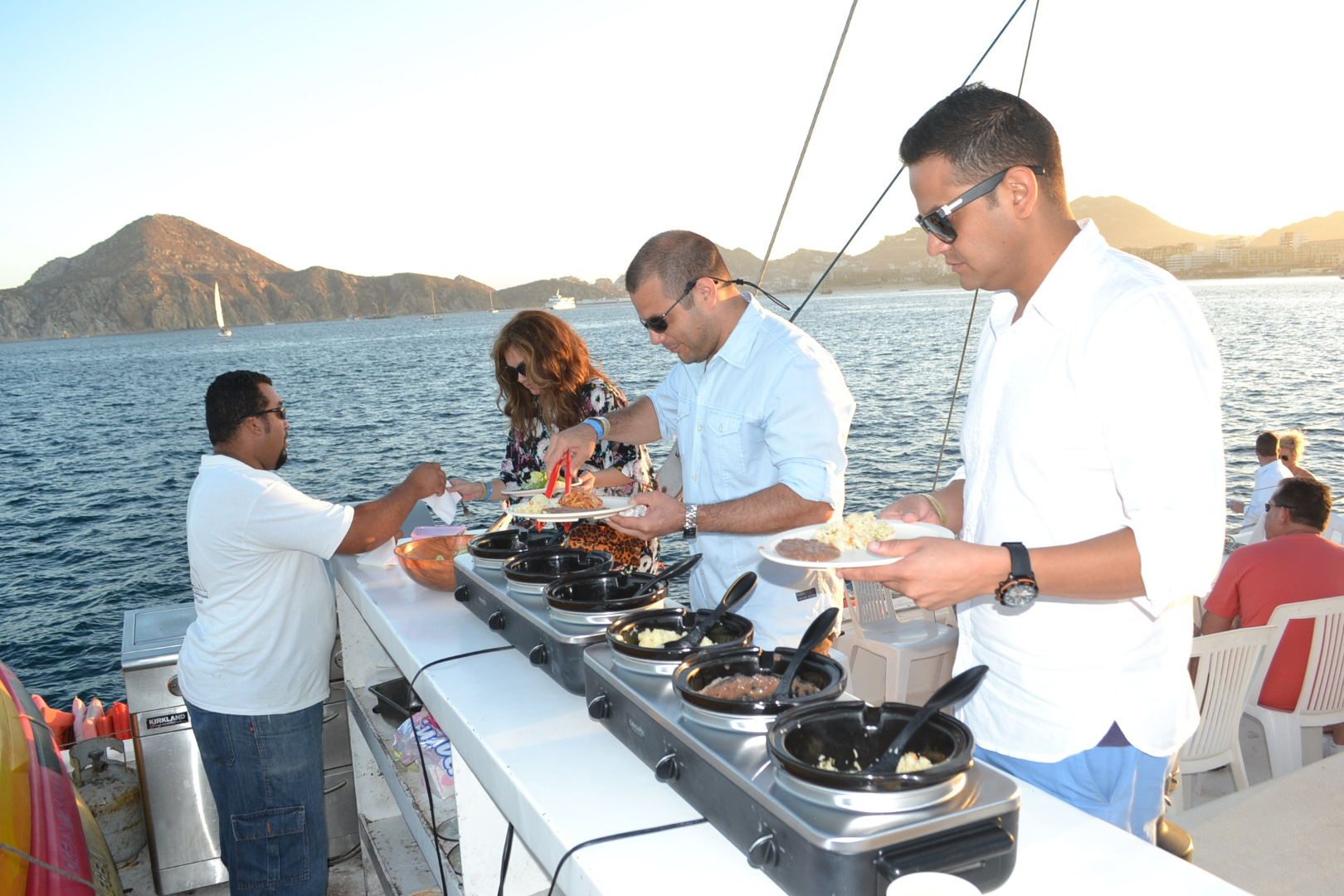 Cabo Eco Cat Catering bbq